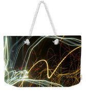 Lights Abstract2 Weekender Tote Bag