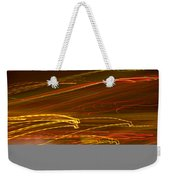 Lights Abstract4 Weekender Tote Bag
