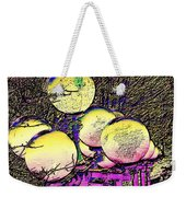 Lights Along The Way Weekender Tote Bag
