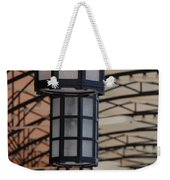 Lights At City Place Weekender Tote Bag