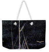 Lights By Night Weekender Tote Bag