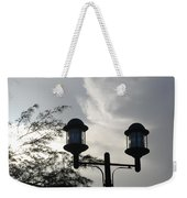 Lights In The Sky Weekender Tote Bag