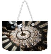 Lights Of The Night By Karen E. Francis Weekender Tote Bag
