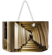Lights Shadows And Arches Weekender Tote Bag