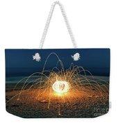 Lighty Fireworks Weekender Tote Bag