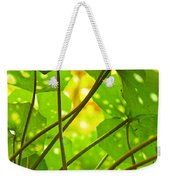 Ligularia Tussilaginea Weekender Tote Bag