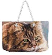 Like A Tiger Weekender Tote Bag