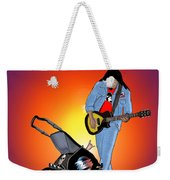Like Father Like Son Weekender Tote Bag