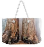 Like Giant Feet Weekender Tote Bag