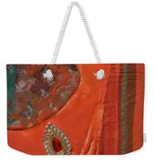 Like The Fabrics Of India Weekender Tote Bag