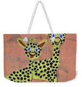 Lil Giraffes Weekender Tote Bag