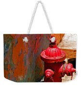 Lil Red Weekender Tote Bag