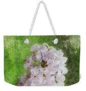 Lilac Dreams - Digital Watercolor Weekender Tote Bag
