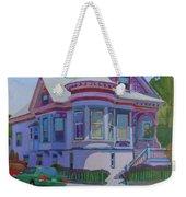 Lilac House, Alameda Weekender Tote Bag