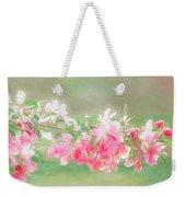 Lilacs In Sunshine Weekender Tote Bag