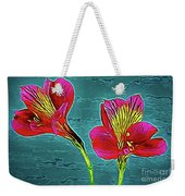 Lilies 18-10 Weekender Tote Bag