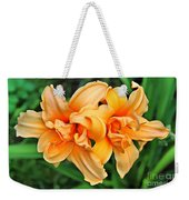 Lilies Collection - 1 Weekender Tote Bag