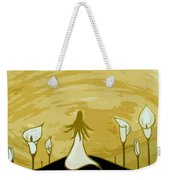 Lilies Of The Field 2 Weekender Tote Bag