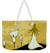 Lilies Of The Field 3 Weekender Tote Bag