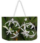 Lilies Of The Swamp Weekender Tote Bag