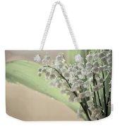 Lilies Of The Valley 2 Weekender Tote Bag