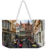 Lille Streets Series #2 Weekender Tote Bag