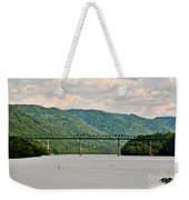 Lilly Bridge - Hinton West Virginia Weekender Tote Bag