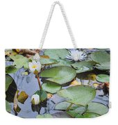 Lilly Hopping Weekender Tote Bag