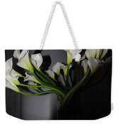 Lilly Of The Dark Weekender Tote Bag