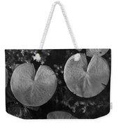 Lilly Pad Symmetry  Weekender Tote Bag