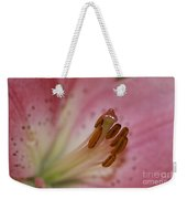 Lilly Pink Lilly Weekender Tote Bag