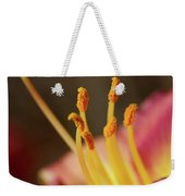 Lily Bloom Weekender Tote Bag
