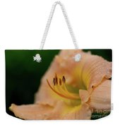 Lily Bloom Profile Weekender Tote Bag