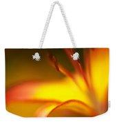 Lily Curls Weekender Tote Bag