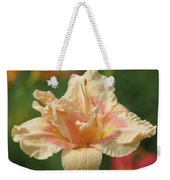 Lily Flower - Daylily Weekender Tote Bag