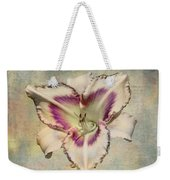 Lily For A Day Weekender Tote Bag