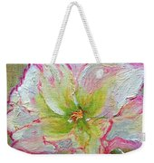 Lily From Paradise Weekender Tote Bag