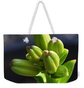 Lily Growth  Weekender Tote Bag
