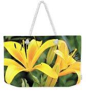 Lily - Id 16217-152018-5631 Weekender Tote Bag