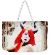 Lily Lovecraft By Mary Bassett Weekender Tote Bag