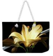 Lily Of The Field Weekender Tote Bag