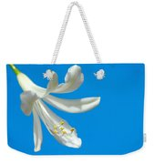 Lily Of The Nile  Weekender Tote Bag