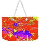 Lily Pads And Koi 29 Weekender Tote Bag