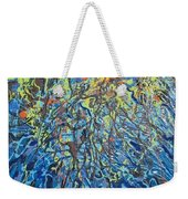 Lily Pads Water Lily Paintings Weekender Tote Bag