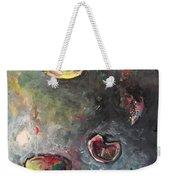Lily Pads5 Weekender Tote Bag