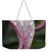 Lily Petal Weekender Tote Bag