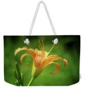 Lily Picture - Daylily Weekender Tote Bag