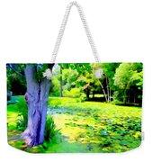Lily Pond #5 Weekender Tote Bag