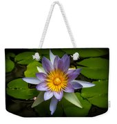 Lily Queen Of The Pond  Weekender Tote Bag