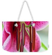 Lily Wishes Weekender Tote Bag